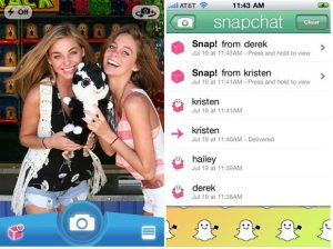 Use of Mobile Spy Apps to Spy on Snapchat