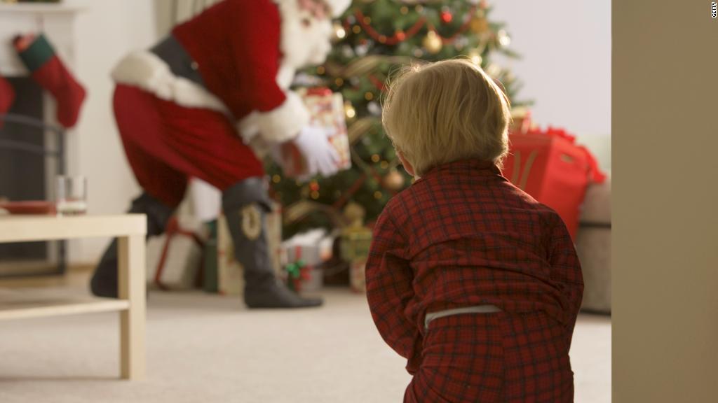 spy on santa