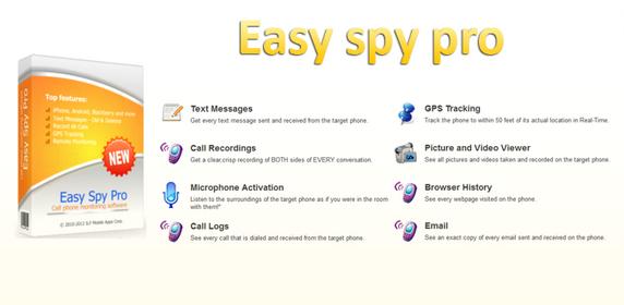 easy spy pro