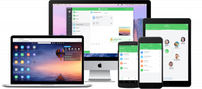 airdroid multiple devices