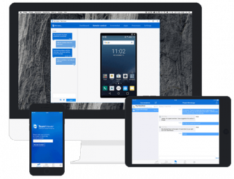 teamviewer app multiple devices