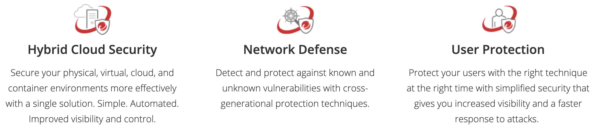 trend micro antivirus home page