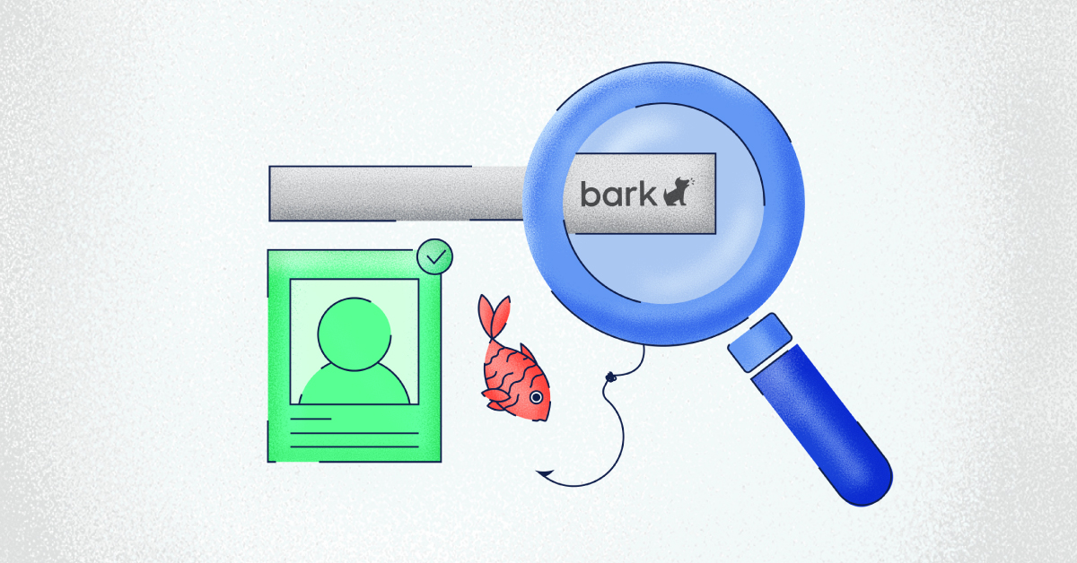 bark parental control phishing